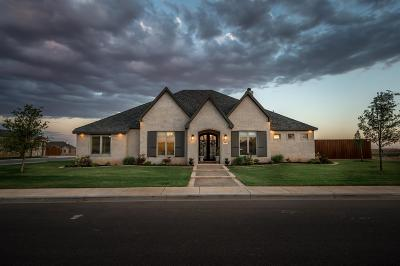 Lubbock TX Single Family Home For Sale: $759,000