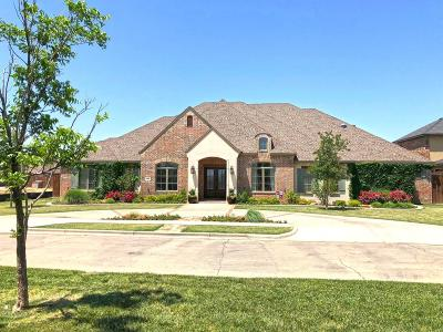 Lubbock TX Single Family Home For Sale: $749,000