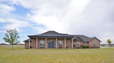Lubbock Single Family Home Under Contract: 3208 County Road 7630