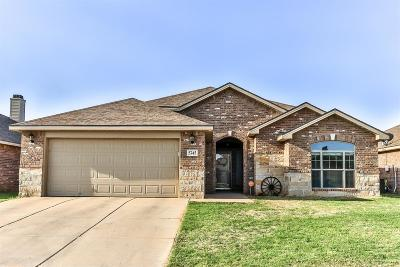 Lubbock Single Family Home For Sale: 5745 110th Street