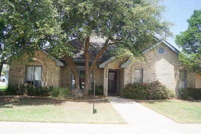 Lubbock Single Family Home For Sale: 5820 76th Street