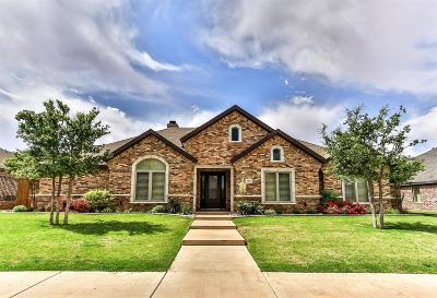 Lubbock Single Family Home For Sale: 4407 102nd Street