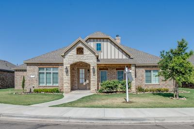 Lubbock Single Family Home Contingent: 11008 Granby Avenue
