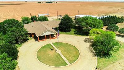 Littlefield Single Family Home Under Contract: 3344 Us Highway 385