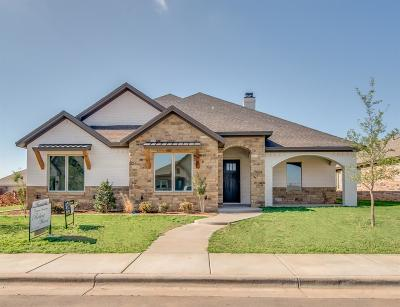 Lubbock Single Family Home For Sale: 7029 99th Street