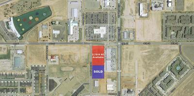 Lubbock Commercial Lots & Land For Sale: 6501 Monticello Avenue