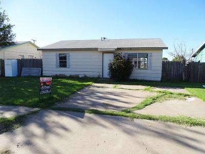Lubbock TX Rental For Rent: $650