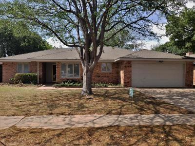 Single Family Home For Sale: 5733 67th Street