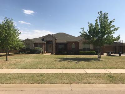 Lubbock TX Single Family Home For Sale: $295,000