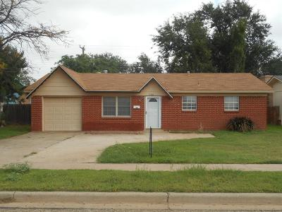 Lubbock Rental For Rent: 5318 49th Street