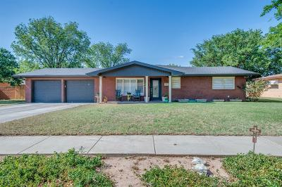 Shallowater Single Family Home Under Contract: 1203 8th Street
