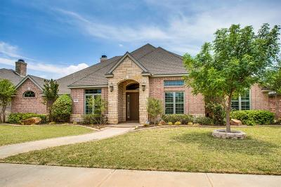 Lubbock Single Family Home For Sale: 3907 101st Street