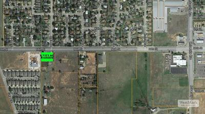 Lubbock Commercial Lots & Land For Sale: 3001 98th Street