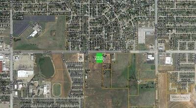 Lubbock Commercial Lots & Land For Sale: 2702 98th
