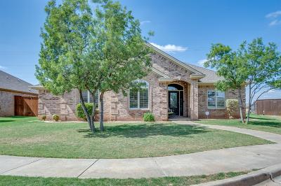 Lubbock Single Family Home For Sale: 4710 106th Street