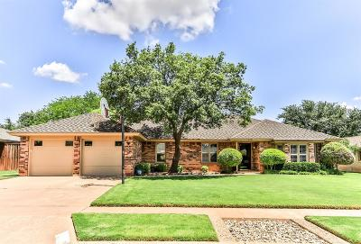 Lubbock Single Family Home For Sale: 5330 85th Street