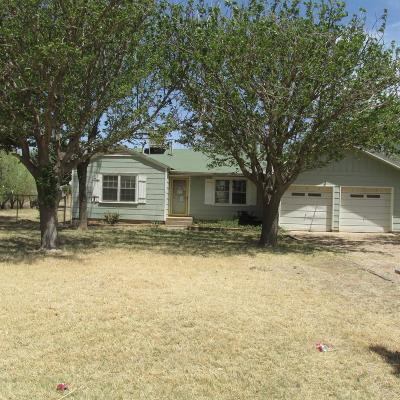 Lubbock Single Family Home For Sale: 1712 N County Road 1450