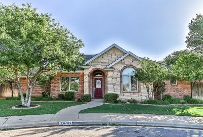 Lubbock Single Family Home For Sale: 4704 110th Street