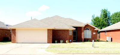 Lubbock Single Family Home For Sale: 6208 8th Street