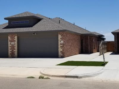 Wolfforth Rental For Rent: 1109 Preston