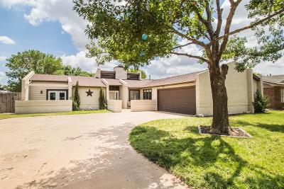 Lubbock Single Family Home For Sale: 5917 Duke Street