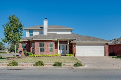 Lubbock Single Family Home For Sale: 2918 108th