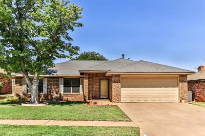 Lubbock TX Single Family Home For Sale: $159,900