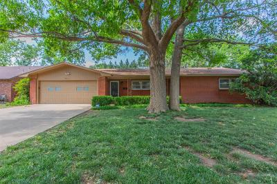 Lubbock Single Family Home For Sale: 3612 48th Street