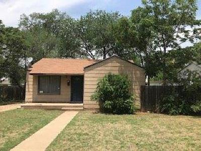 Single Family Home Sold: 2614 36th Street