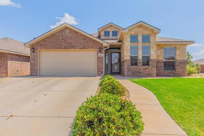 Lubbock Single Family Home For Sale: 6917 96th Street
