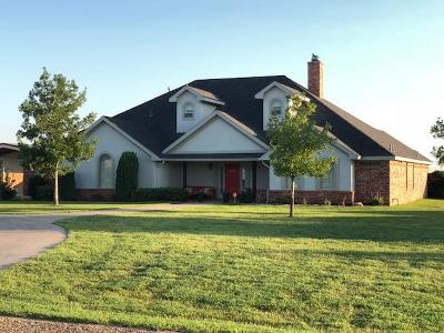 Single Family Home Under Contract: 3410 County Road 7610