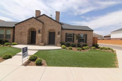 Lubbock Rental For Rent: 4411 105th Street