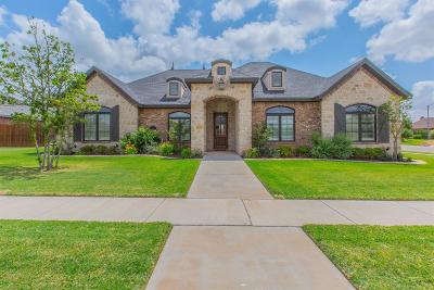 Lubbock Single Family Home For Sale: 9107 Iola Avenue