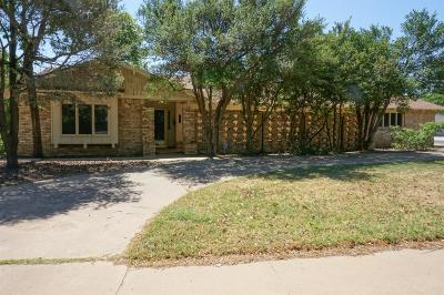 Lubbock Single Family Home For Sale: 4111 63rd Drive
