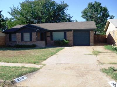 Single Family Home Under Contract: 5309 45th Street