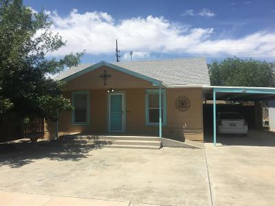 Lubbock Single Family Home For Sale: 4906 35th Street