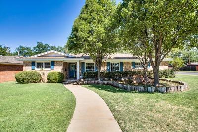 Single Family Home For Sale: 6302 Nashville Drive