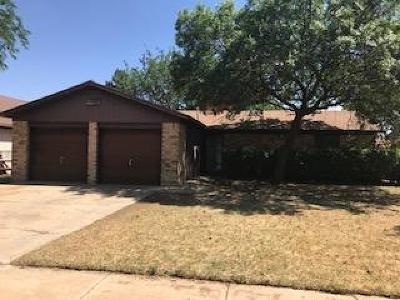 Single Family Home For Sale: 2303 80th Street