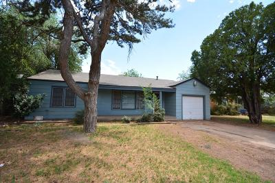 Single Family Home Under Contract: 2603 40th Street