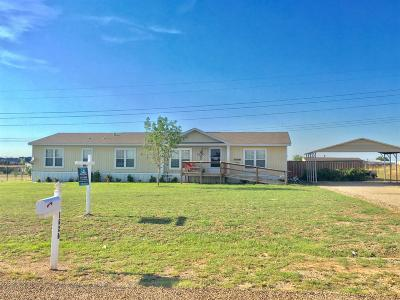 Single Family Home For Sale: 1620 County Road 7245