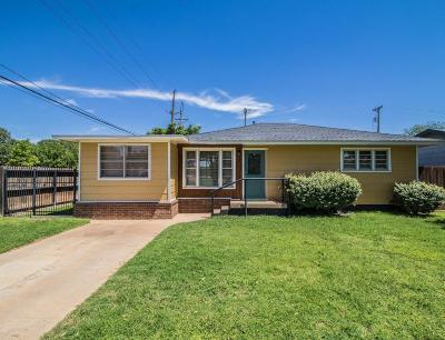 Single Family Home Under Contract: 2822 3rd
