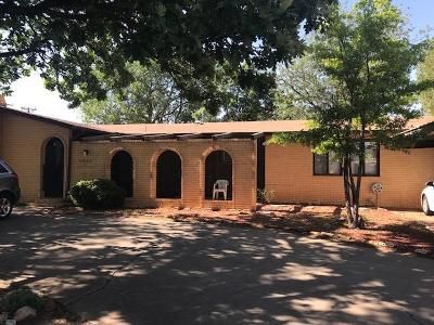 Single Family Home Under Contract: 4802 13th Street