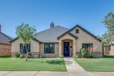 Lubbock Single Family Home For Sale: 4114 124th Street