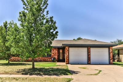 Single Family Home Under Contract: 6001 13th Street