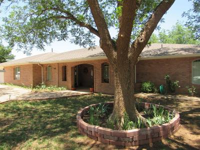 Tahoka TX Single Family Home For Sale: $350,000
