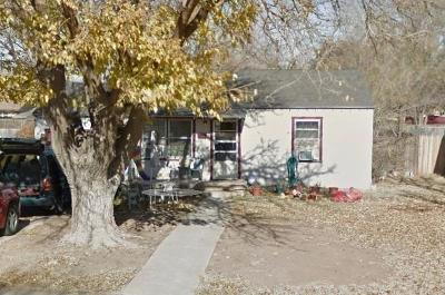 Lubbock Single Family Home Under Contract: 4604 32nd Street