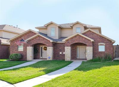 Lubbock Multi Family Home For Sale: 10507 Quinton Avenue