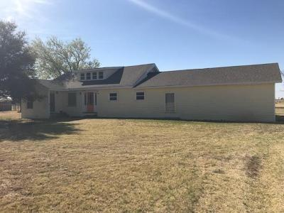 Shallowater Single Family Home For Sale: 7447 County Road 6170