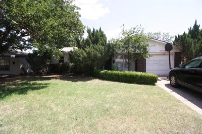 Single Family Home For Sale: 5205 39th Street
