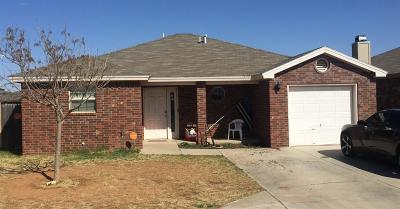 Single Family Home For Sale: 7907 Ave N